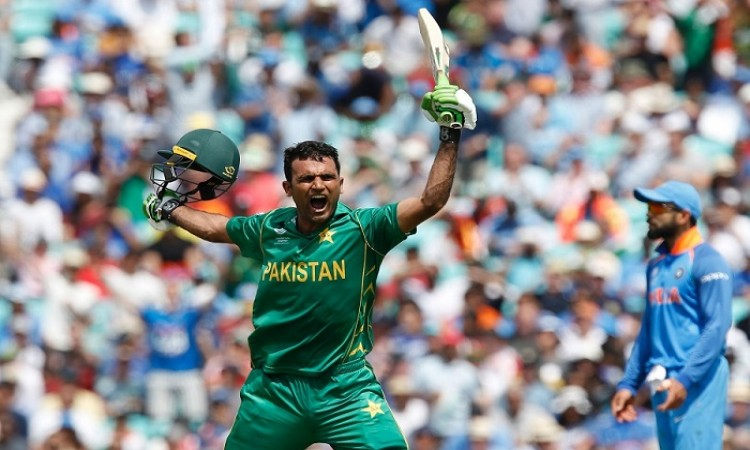 Fakhar Zaman become fastest player ever in ODI cricket to complete 1000 runs in just 18 innings