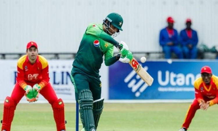 दूसरे वनडे में पाकिस्तान ने जिम्बाब्वे को 9 विकेट से हराया, पाकिस्तान ने साल 2011 के बाद बनाया ये खा
