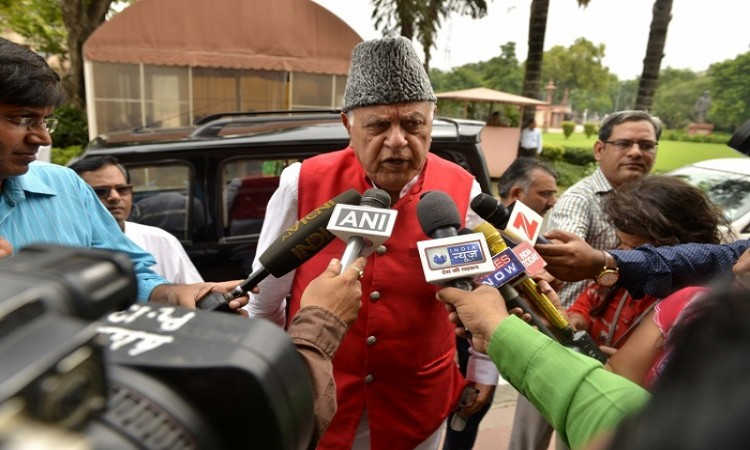CBI file charge sheet against Farooq Abdullah in cricket scam