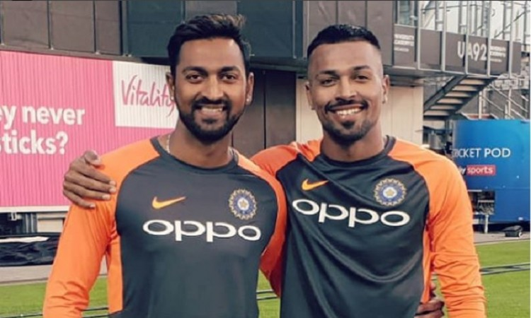 7 famous brother duos who represented their nation in T20I cricket