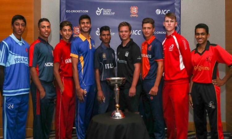 ICC U19 World Cup 2020