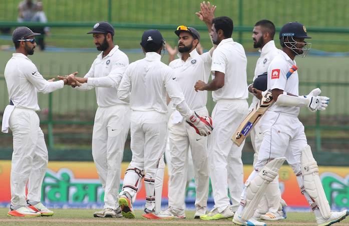 India vs Essex