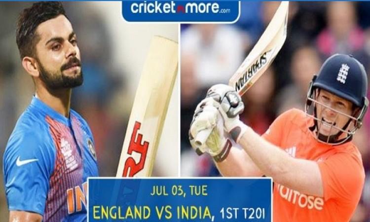 भारत बनाम इंग्लैंड, पहला टी-20: जानिए कब और किस चैनल पर होगा लाइव टेलीकास्ट Images