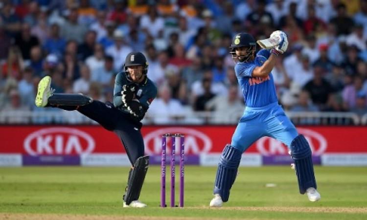 भारत बनाम इंग्लैंड ( दूसरा वनडे): जानिए कितने बजे से और कहां देख सकेंगे मैच का लाइव टेलीकास्ट Images