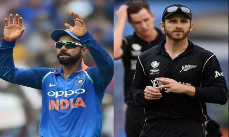 साल 2019 में भारत की टीम करेगी न्यूजीलैंड का दौरा, जानिए पूरा शेड्यूल Images
