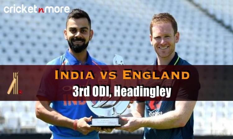 India vs England Preview