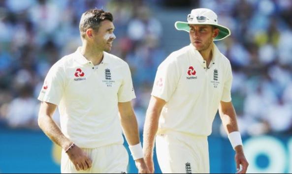 James Anderson regains top ICC Test bowler spot
