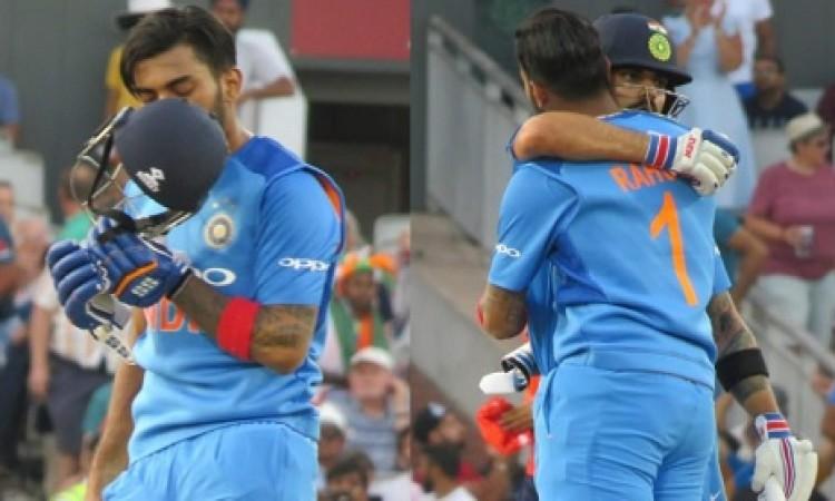 केएल राहुल के लिए विराट कोहली ने ऐसी कुर्बानी देकर जीत लिया क्रिकेट फैन्स का दिल Images