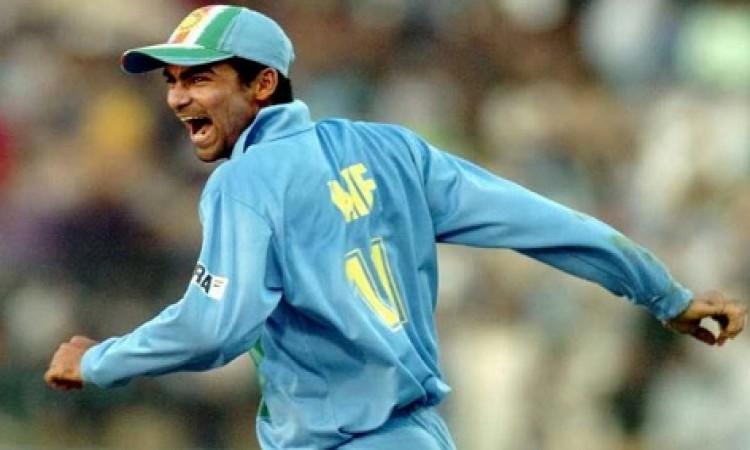 कैफ के संन्यास के बाद क्रिकेट के भगवान सचिन तेंदुलकर ने लिखा दिल जीतने वाला मैसेज Images