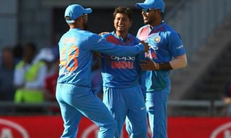 कुलदीप यादव का ऐलान, अपनी मिस्ट्री गेंद से आगे भी इंग्लैंड बल्लेबाजो को करेंगे परेशान Images