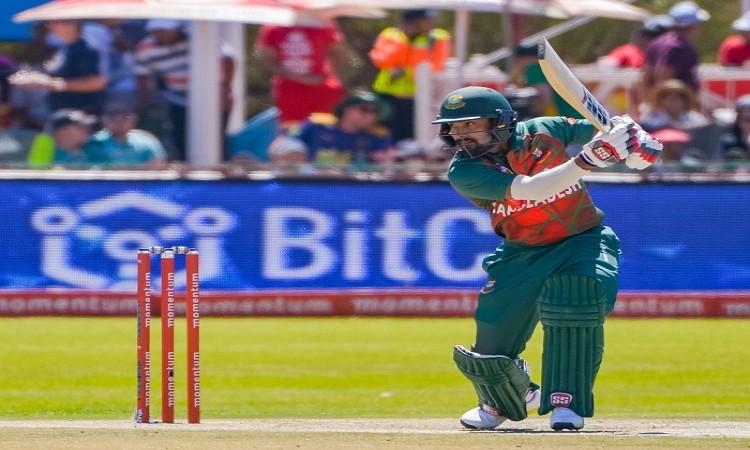 Bangladesh recall Liton Das for ODIs vs Windies