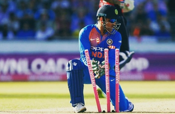 MS Dhoni surpasses Kamran Akmal to inflict most stumpings in T20Is