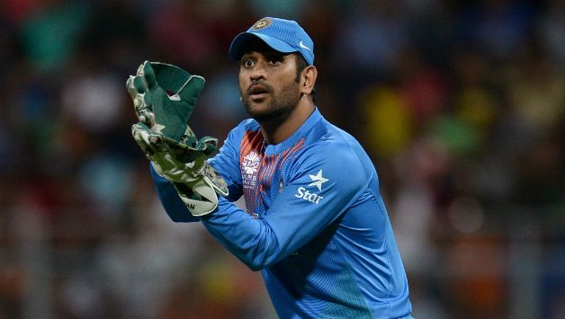 MS Dhoni completes 50 catches in T20Is,First wicketkeeper to do so