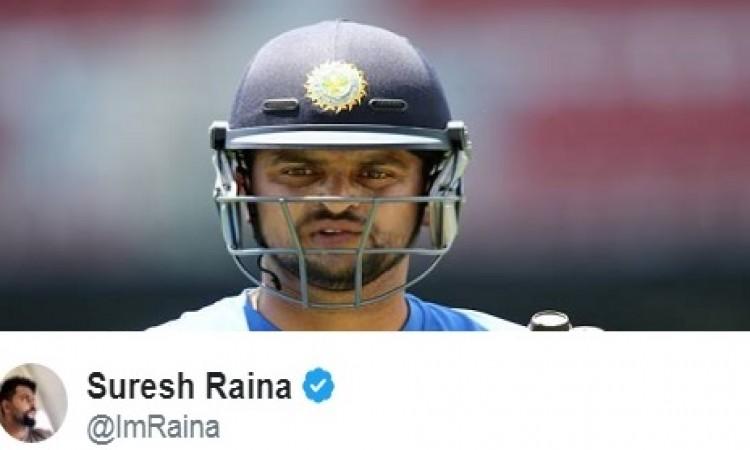 सुरेश रैना ट्विटर पर इस वजह से हुए इमोशनल, अपने फैन्स के लिए लिखा खास मैसेज Images