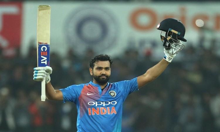 rohit sharma need 19 runs to complete 2000 t20i runs