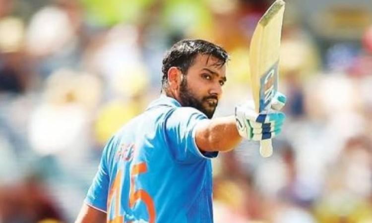 रोहित शर्मा का तूफानी शतक के बदौलत भारत ने इंग्लैंड को 7 विकेट से किया पराजित Images