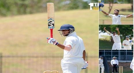 भारतीय अंडर-19 टीम श्रीलंका का क्लीन स्वीप करने के करीब Images