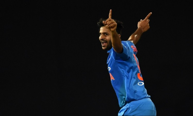 Pacer Shardul Thakur replaces Jasprit Bumrah for ODIs vs England