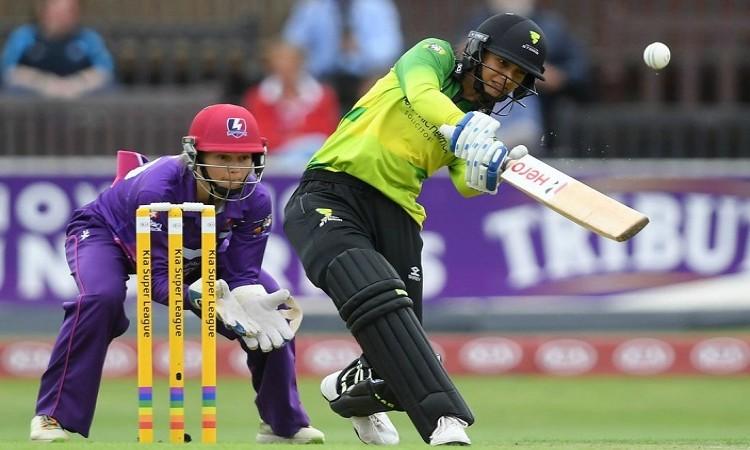 महिला क्रिकेट सुपर लीग टी-20 में स्मृति मंधाना ने खेली तूफानी पारी, बना दिया सबसे तेज यह रिकॉर्ड Ima