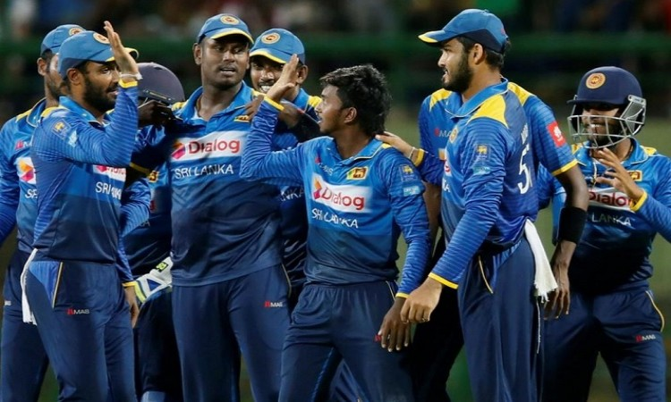 Sri Lanka announce squad for South Africa ODI series
