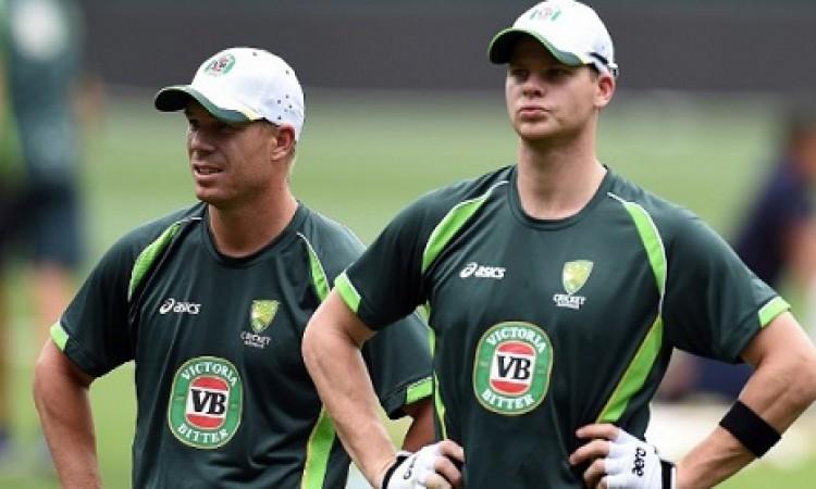बॉल टेम्परिंग की सजा भुगत रहे स्मिथ, वार्नर और बैनक्रॉफ्ट को लेकर क्रिकेट ऑस्ट्रेलिया ने लिया फैसला