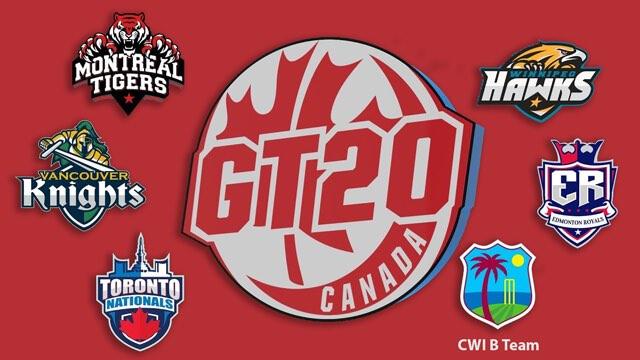Global T20 Canada 2018