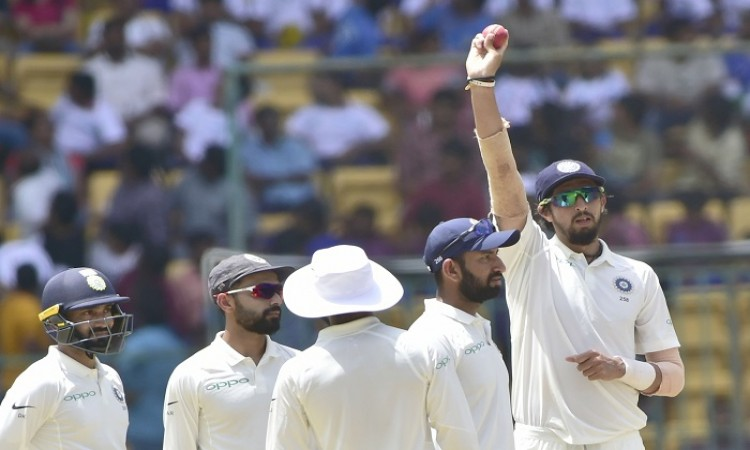 Pacers can win series for India vs England, feels Ishant Sharma