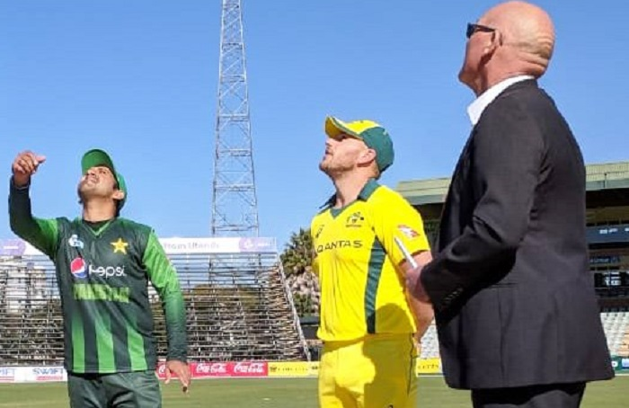 Pakistan vs Australia 2nd T20I Tri Series