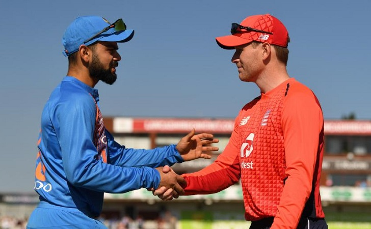 India opt to bowl first against england in third t20i