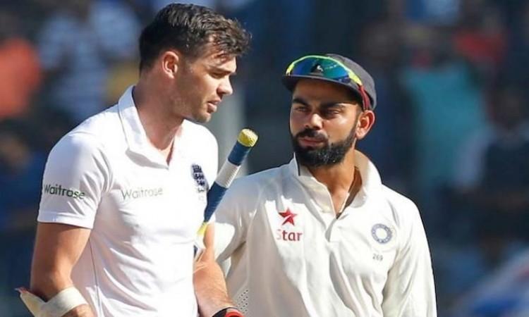 Images for Ind-Eng: Broad downplays Kohli-Anderson battle