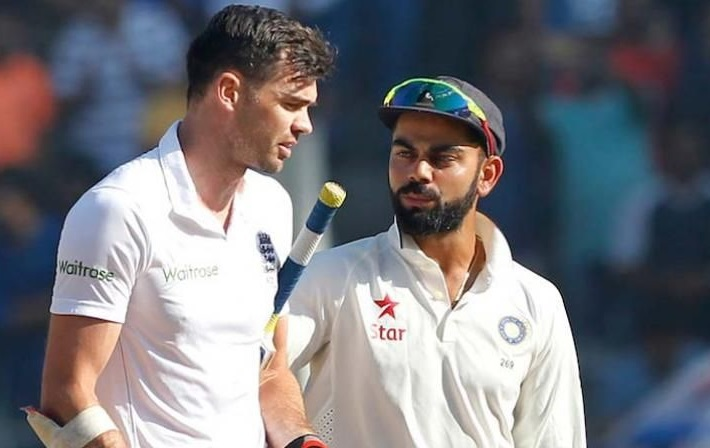 Stuart Broad downplays Virat Kohli- James Anderson battle