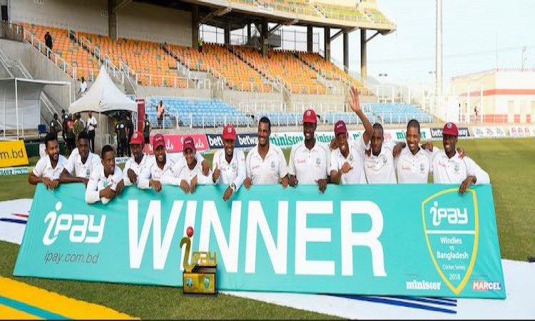 West Indies Test Team