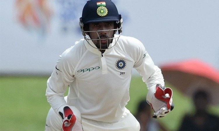 Shoulder injury further dents Wriddhiman Saha's recovery prospects