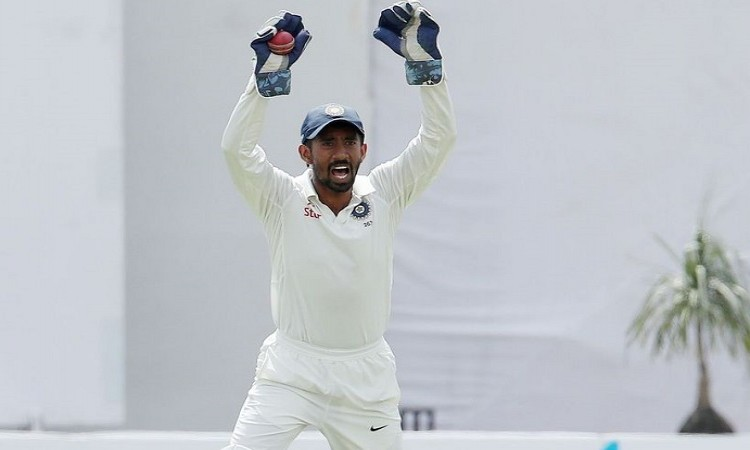 Wriddhiman Saha to Undergo Shoulder Surgery in Manchester