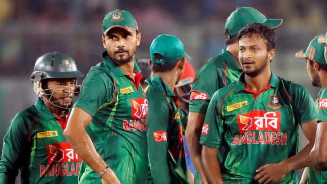 Mashrafe Mortaza likely to miss Bangladesh's ODI series in the West Indies