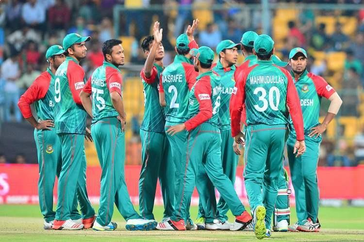 Mustafizur Rahman returns to Bangladesh T20I squad