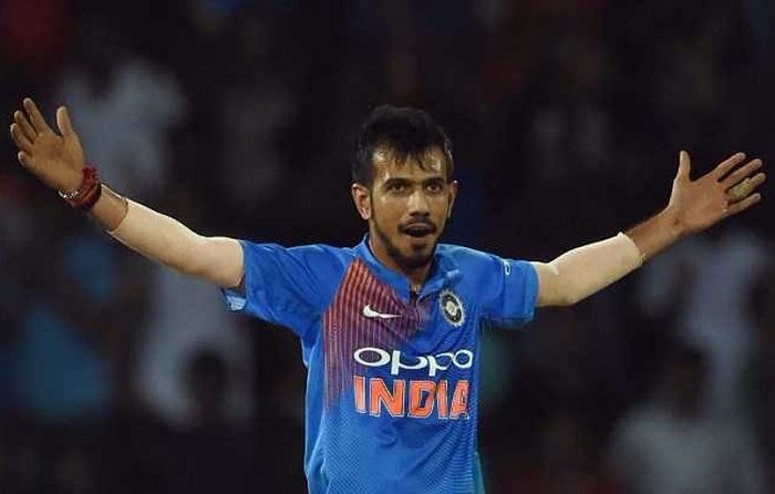 yuzvendra chahal need 7 wickets to complete 50 wickets in odi cricket