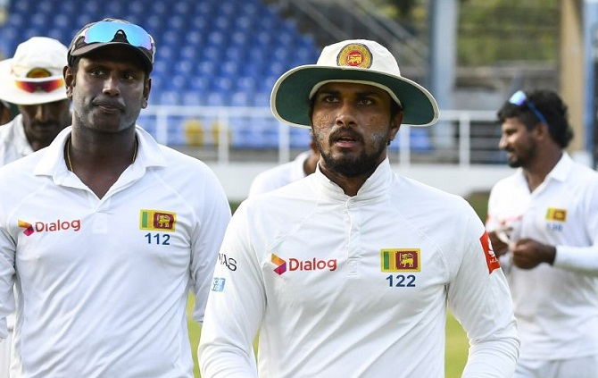 Dinesh Chandimal, Chandika Hathurusingha suspended for two Tests, four ODIs