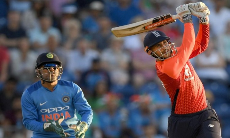Alex Hales guide England to thrilling victory vs India in 2nd T20I