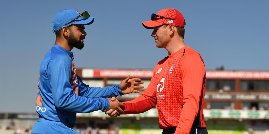India vs England 3rd T20I full scorecard