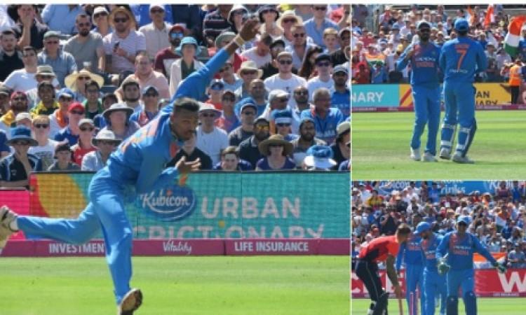 इंग्लैंड ने भारत को दिया 199 रनों का टारगेट, हार्दिक पांड्या ने चटकाए 4 विकेट Images
