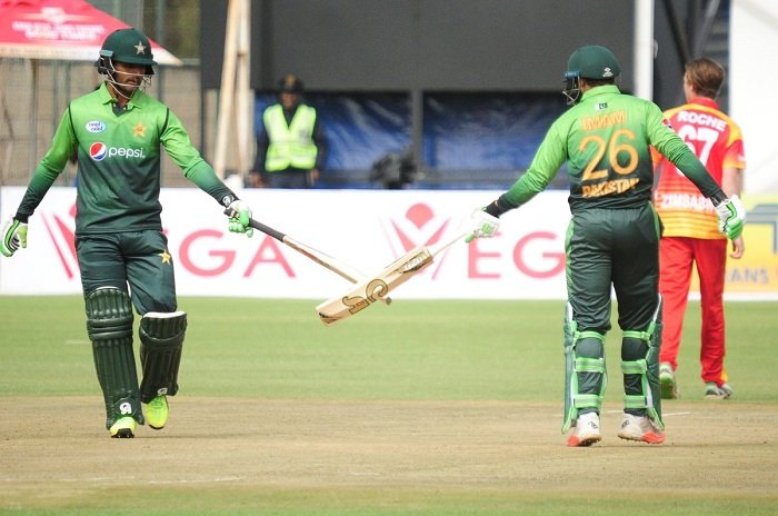 Fakhar and Imam register the highest partnership in Pakistan's ODI history