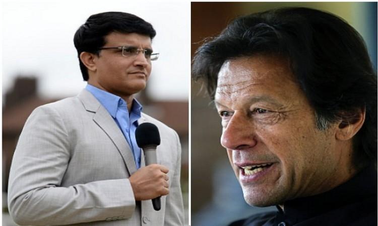 सौरव गांगुली ने पाकिस्तान के पूर्व कप्तान को दी बधाई  Images