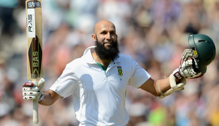 Hashim amla complete 9000 test runs in Colombo test