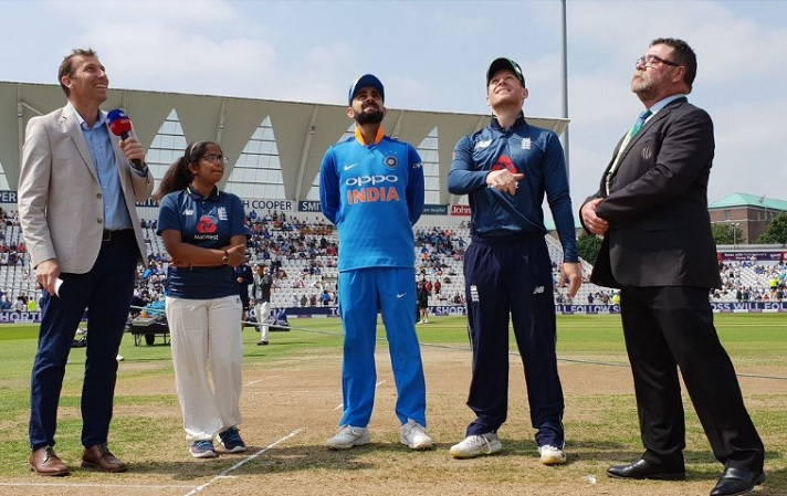england opt to bowl first against india in 3rd odi