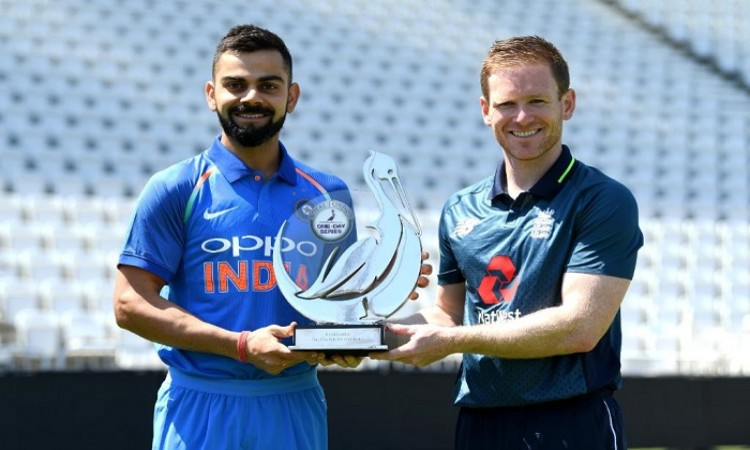 india probable xi for first odi vs england