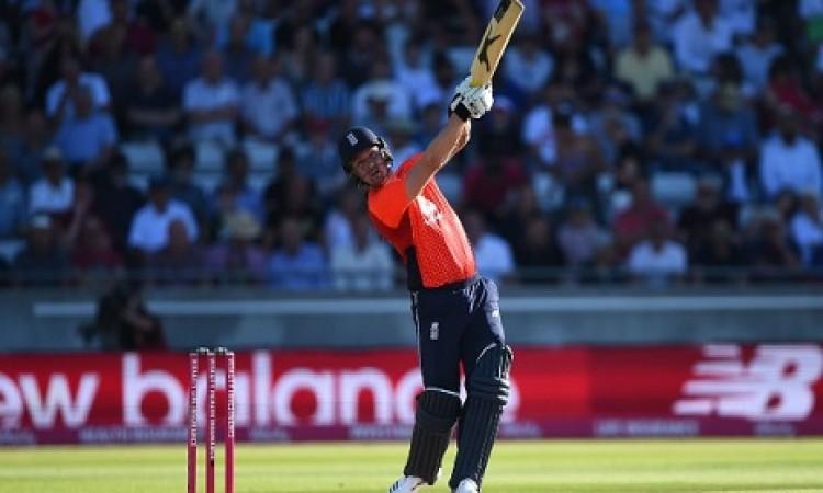 जेसन रॉय की तूफानी पारी, 23 गेंद पर अर्धशतक जमाकर बनाया खास रिकॉर्ड Images