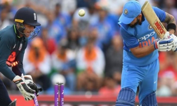 ऐसे 5 कारण जिसकी वजह सेभारत को इंग्लैंड के खिलाफ तीसरेवनडे में मिली हार Images