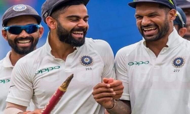 इंग्लैंड के खिलाफ पहले टेस्ट के लिए भारत की प्लेइंग इलेवन का ऐलान, जानिए किए गए हैं 2 अहम बदलाव Imag