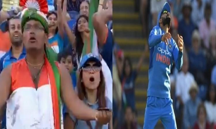VIDEO कोहली से दूसरे टी-20 में हुई ऐसी गलती जिसे देखकर फैन्स हुए निराश Images